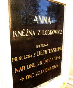 The Tomb of Lobkowicz family- Czechia- Gilding 04