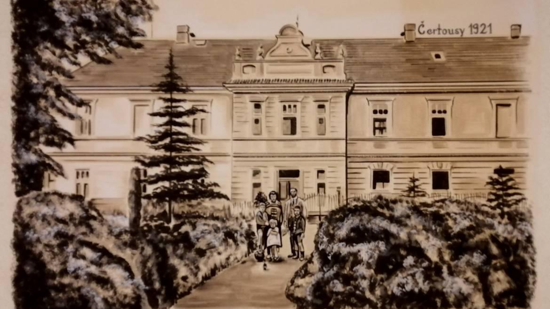 Nástěnná malba/Hotelové pokoje a Recepce- Praha