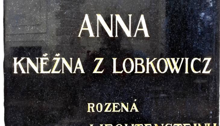 The Tomb of Lobkowicz family- Czechia- Gilding 01